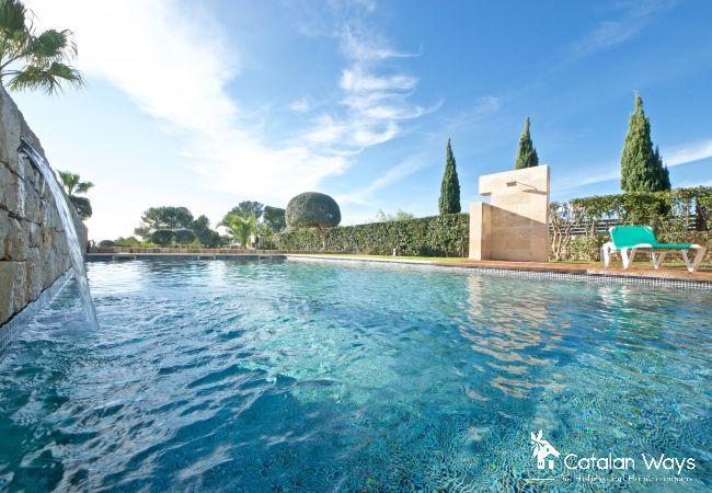 Villa en Ampolla - Villa Elena