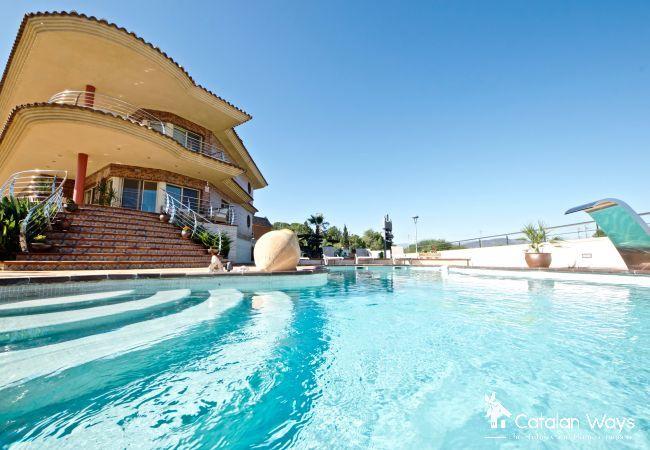 Villa en Ampolla - VILLA BONFILL