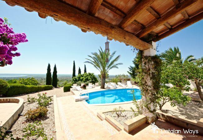 Villa en Ampolla - LO CASTELLET