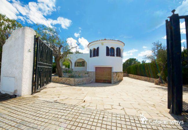Villa à Ampolla - VILLA CRISTOPOL