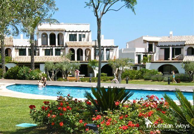 House in El Perelló - Saffron