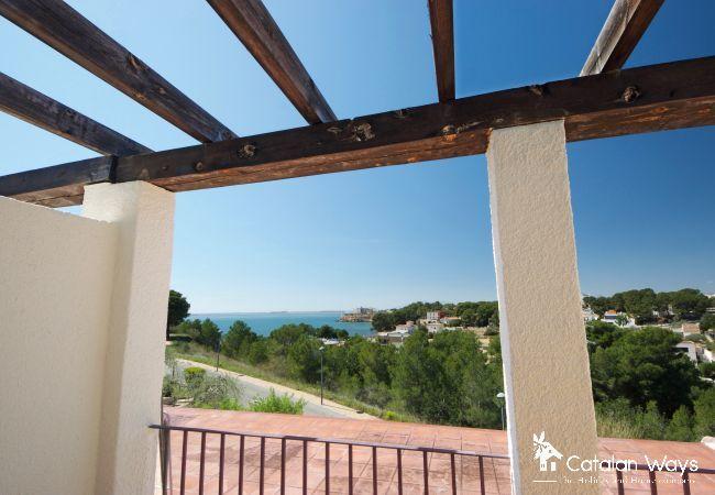 House in El Perelló - CASA C SEA VIEWS
