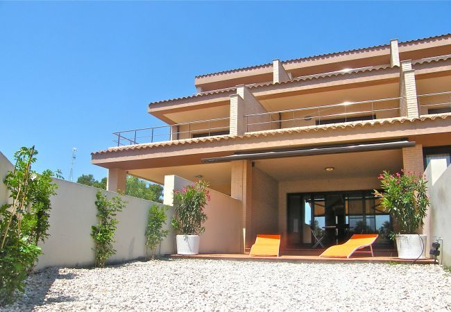 House in Ampolla - CASA LLUIS