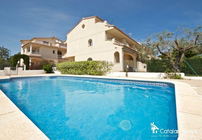 House in Ampolla - CASA MERTXE