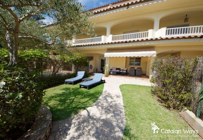 House in Ampolla - EL OLIVO