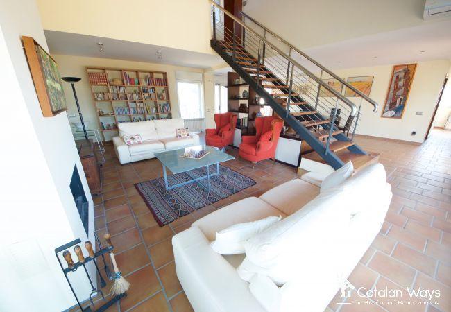 Villa in Ampolla - VILLA GAUDI