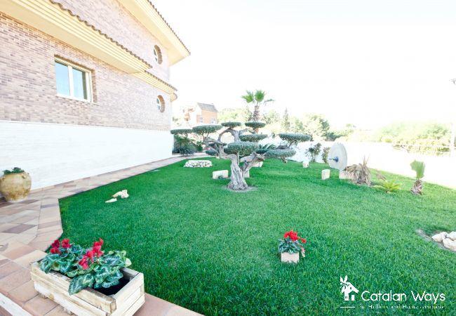 Villa in Ampolla - VILLA BONFILL