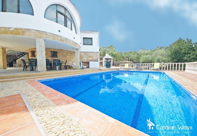Villa in Ampolla - VILLA LAMICELE