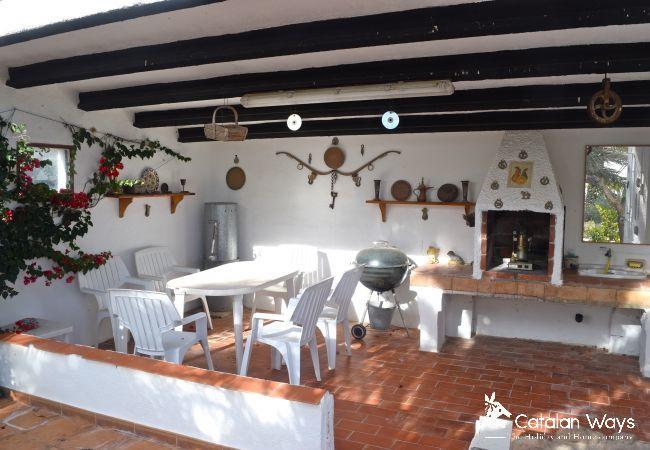 Villa in Ampolla - LO CASTELLET