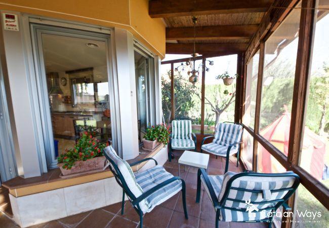Villa in Ampolla - VILLA ALEGRIA