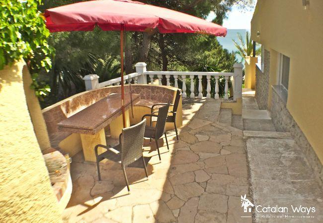 Villa in Ampolla - CUI BONO