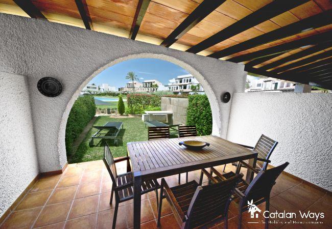 Villa in El Perelló - CASA 23 POOL AREA