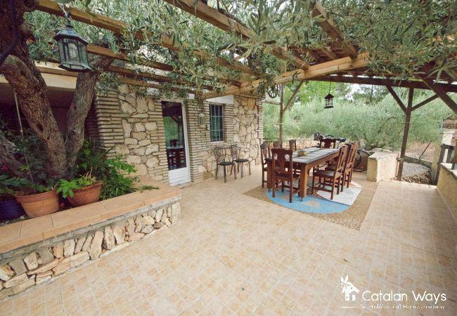 Cottage in El Perelló - VILLA GALEON