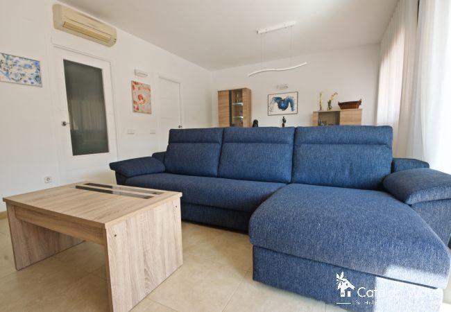 Villa in Ampolla - VILLA ARENAL