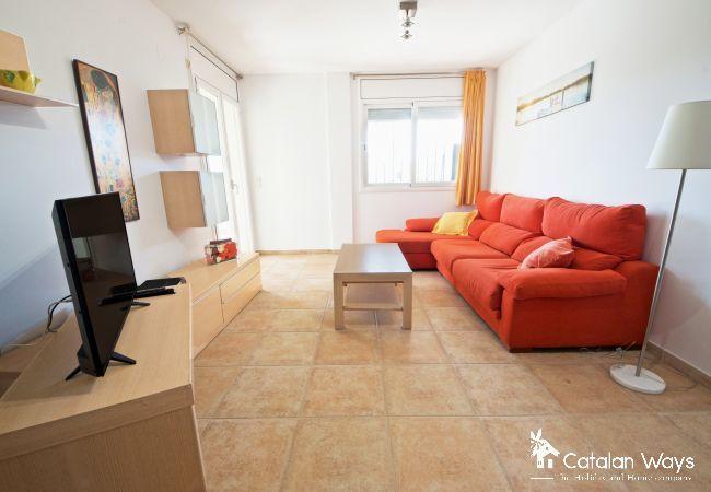 Apartment in Ampolla - APARTAMENTO GERARD