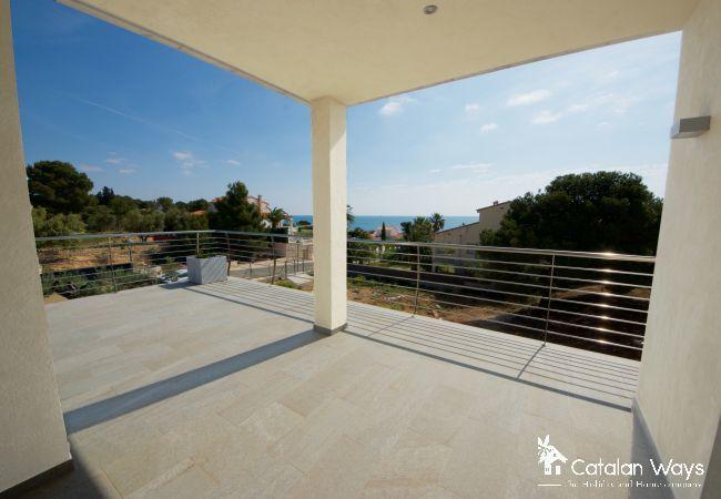 Villa in Ampolla - VILLA SANTA LLUCIA