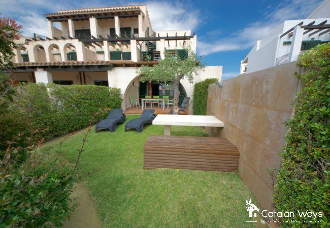 Дом на El Perelló - CASA 8 POOL AREA
