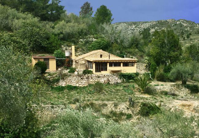 Country house in Ampolla - 1. Finca Ali