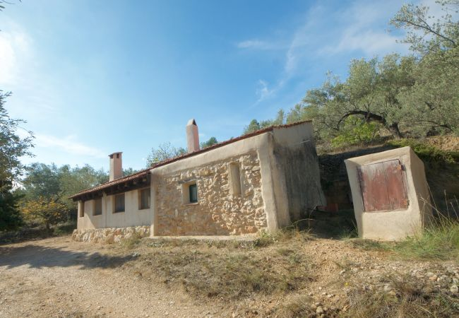 Country house in Tortosa - 1d. Finca Clarisse