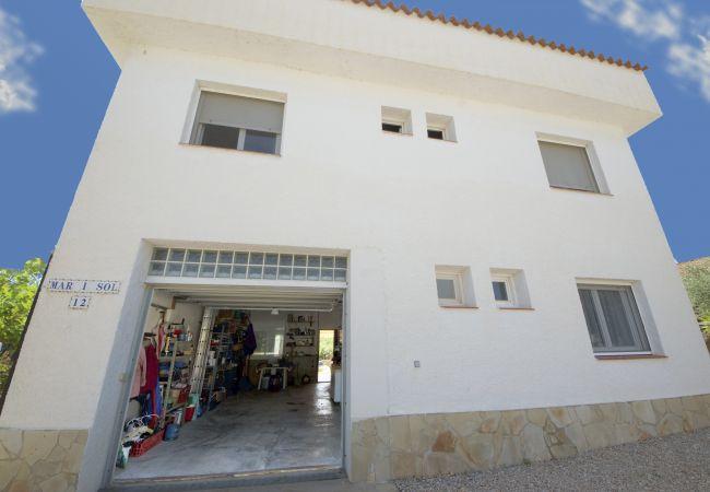 Villa in Ampolla - 1f. Villa Cahour