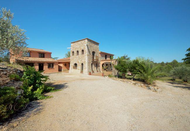 Cottage in Camarles - 1. Villa Los Arcos