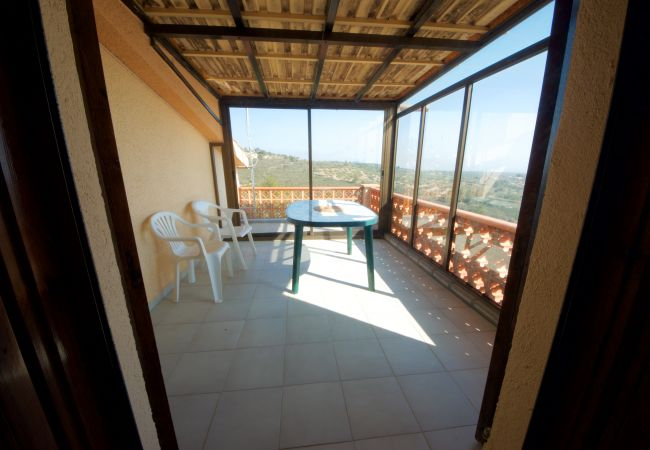 Country house in Ampolla - 1b. Villa Pitufo