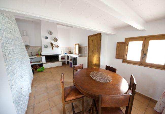 Cottage in Ampolla - 1a. Finca Capricho