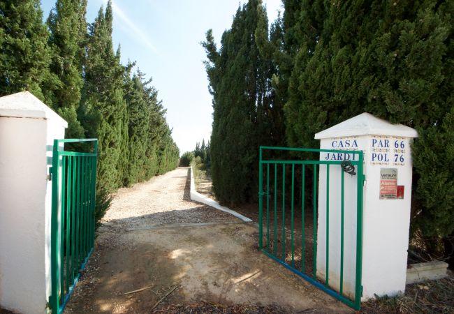 Villa in Ampolla - 1. Villa Dominic