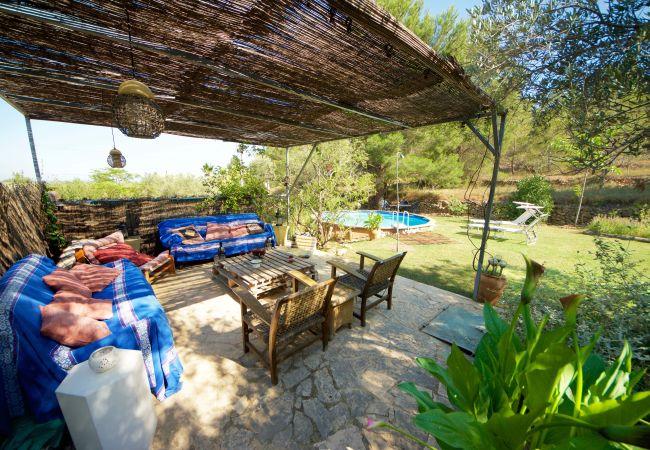 Country house in Ampolla - 1. Albadeva