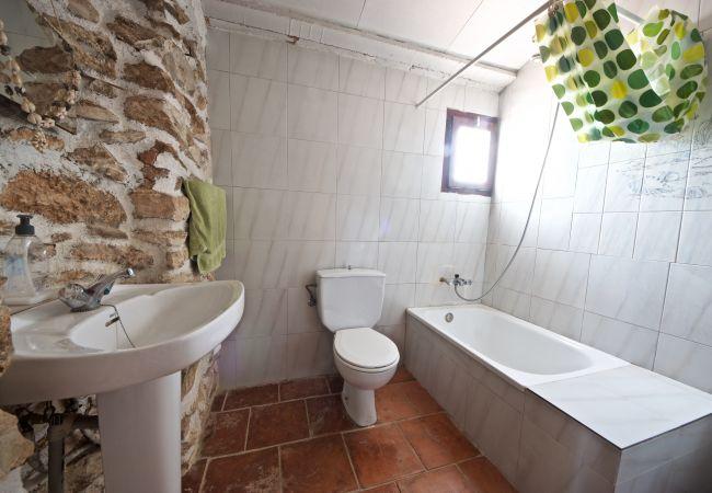 Cottage in Ampolla - 1. Finca Pére